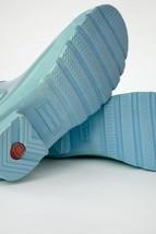 NEW IN BOX Hunter Original Rain Boots Nebula Chelsea Iridescent Sky Blue sz 6 - $121.26