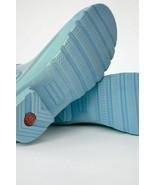 NEW IN BOX Hunter Original Rain Boots Nebula Chelsea Iridescent Sky Blue... - $121.26
