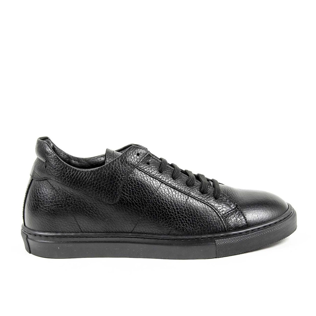 Primary image for V 1969 Italia Mens Sneaker V5421 ALCE BOTTOLATO NERO