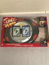 UNO FLASH Electronic Mattel Sounds Lights Card Game Missing 1 Card - $80.74