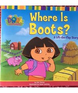 Where Is Boots? A Lift-the-Flap Story  PB - $4.90