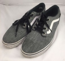 Vans Off The Wall Grey Sneakers Size 10.5 - $19.79
