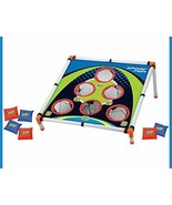 NEW Kids Outdoor Bean Bag Toss Game Camp Carnival Corn Hole Activities Set - $18.61