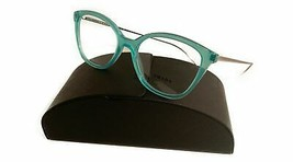 Prada Women's Blue Blue Glasses with case VPR 11V 313-1O1 51mm - $209.99