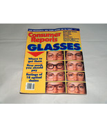 Consumer Reports Buyers Guide August 1993 Magazine Glasses, Life Insurance - $9.39