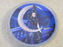 Vintage 1996 Enesco Barbie Moon Goddess Limited Edition Plate -FREE SHIPPING! - $19.77