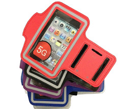 New Elastic Sports- Running Armband Cover Case For iPhone 5/5G/SE iPod t... - $6.99