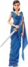 Wonder Woman Diana Prince Sword Doll Action Figure Mattel - $15.00