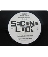 """P Clark You Do Me No Good T Knowles Walkin' SECOND LOOK Rare 7"""" Record - $9.89"""