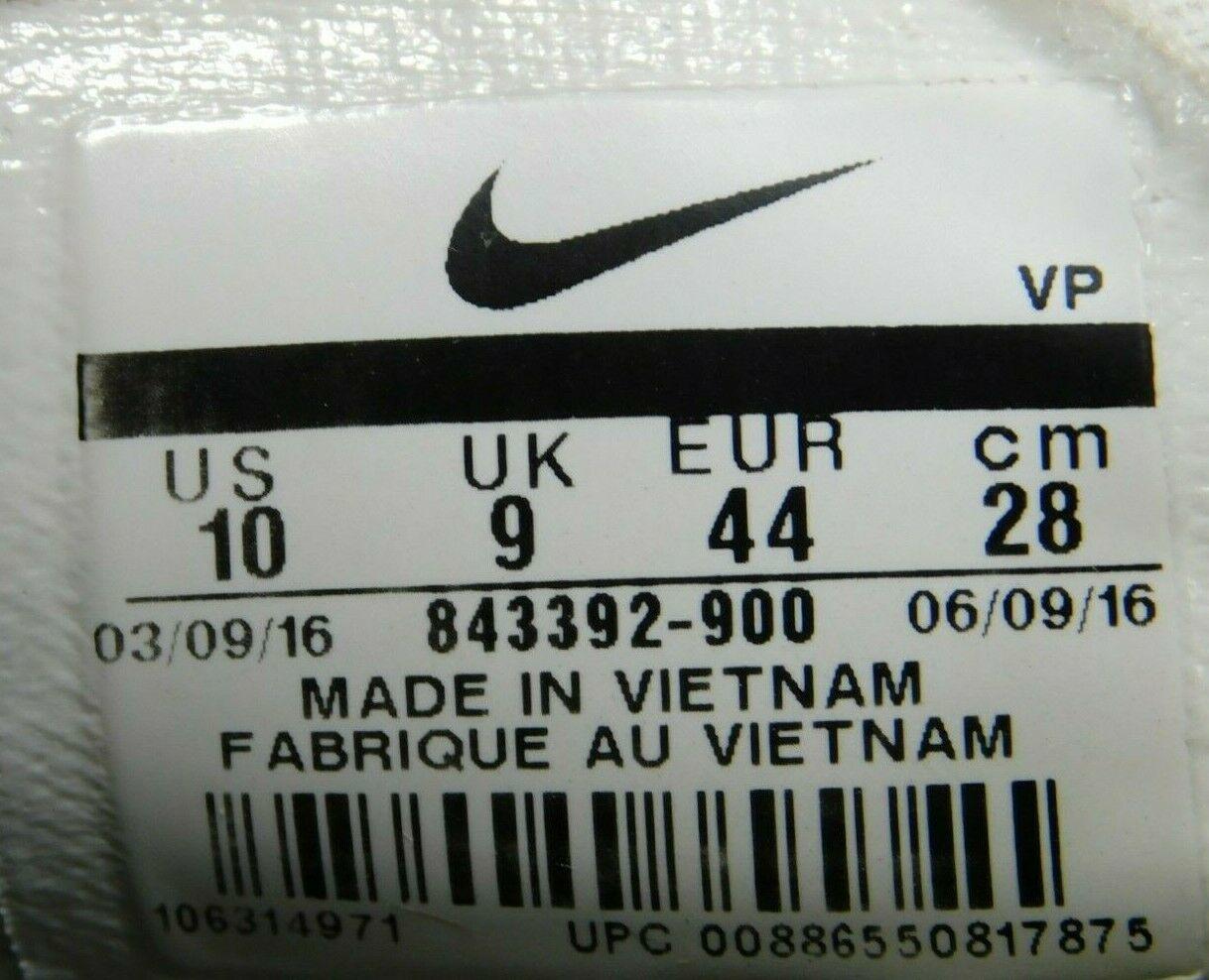 Nike Zoom KD 9 IX Size US 10 M (D) EU 44 Men's Basketball Shoes Multi 843392-900 image 11