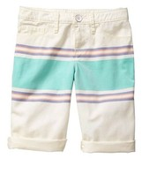 New Gap Kids Girls Bermuda Roll Up Shorts Variety Color&Sizes - $14.95