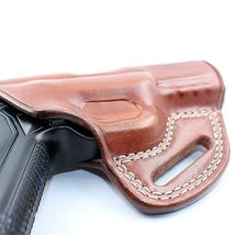 Ultimate Leather OWB Pancake Holster For, Ruger American .45 4.50'' BBL ... - $58.98
