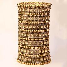 Multilayer stretch cuff bracelet - $30.00+