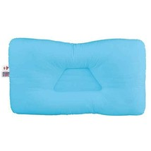Core Products Tri-Core Pillow-Baby Blue-Standard Support - Helps Relieve... - $46.83
