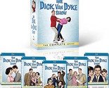 The Dick Van Dyke Show Complete Series Blu-ray Set TV Season 1 2 3 4 5 Box Lot R