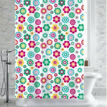 "PEVA-EVA Shower Curtain/Liner Alexia Floral Print 70"" x 72"" - $11.09"