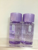 (2) Clinique Take The Day Off Makeup Remover Travel Deluxe Sz 1oz - $11.87