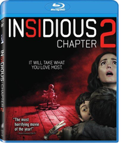 Insidious: Chapter 2 [Blu-ray + DVD]