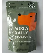 Probiotic Soft Chews Pure Natural Dog Treats Improve Digestion Immune Sy... - $15.38