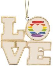 Love comes in All colors Lenox Ornament - $25.74