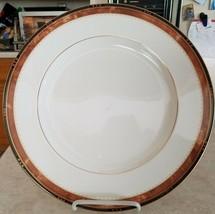"""Mikasa CAR15 Palazzo Chop Plate/Round Platte 12"""" Bone China - $21.04"""