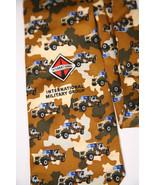 International Military Group Camo Camoflauge SILK Novelty Neck Tie #9808... - $36.62