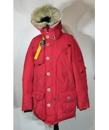 Parajumpers Men's Polar Equipment Musher, PJS  Size M Red, Pre-owned - $890.99