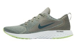 Nike Men's Legend React Running Shoes, Mica Green/Faded Spruce, Size 11.... - $81.58