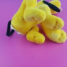 "Disney Plush Pluto Stuffed Animal 8"" Sitting Dog Mickey Mouse   image 5"