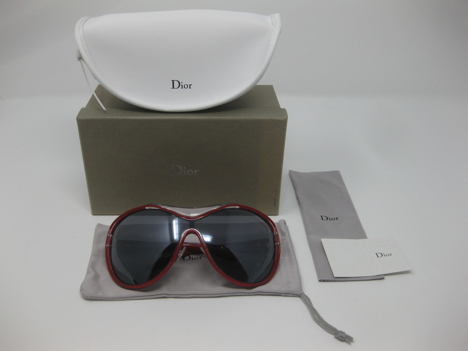45e4971dff Dior Striking 62Y ZH Crystal Red Striking and 50 similar items
