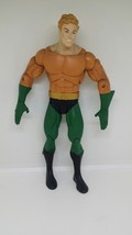 AQUAMAN DC Direct History of the DC Universe Action Figure great shape - $17.82
