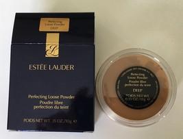 Estee Lauder Perfecting Loose Powder ~ DEEP ~ NIB - $30.99