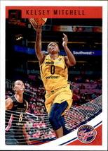 Kelsey Mitchell 2019 Donruss WNBA Card #3 - $0.99