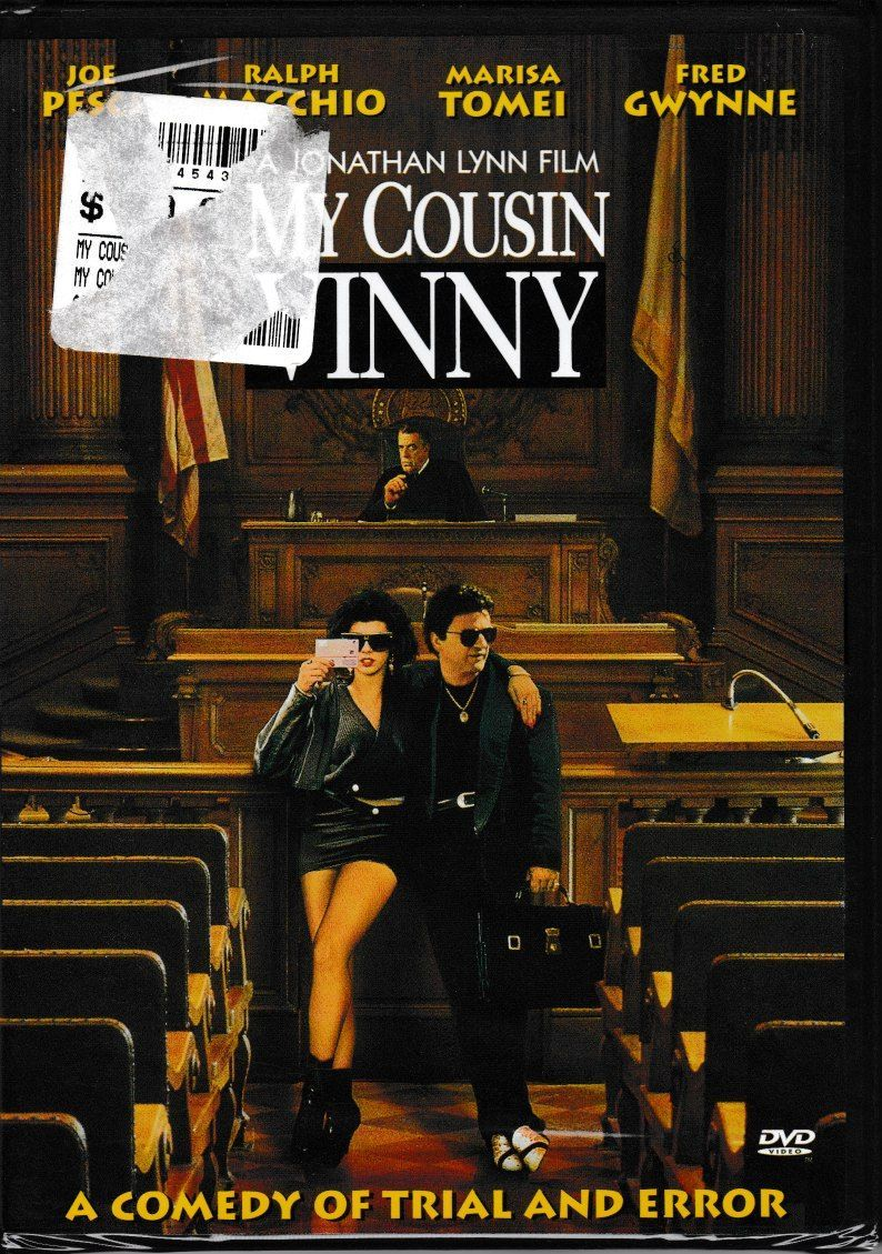 Primary image for My Cousin Vinny (1992) Widescreen DVD