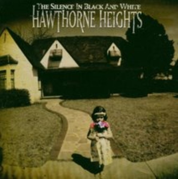 Silence in Black & White by Hawthorne Heights Cd