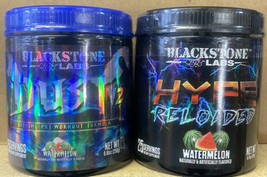 Blackstone Labs Pre-Workout Stack Dust V2 & Hype Reloaded - Watermelon - $51.65