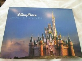 WDW Disney Parks 2013 Vacation Planning DVD Brand New Rare and Hard to Find - $19.99