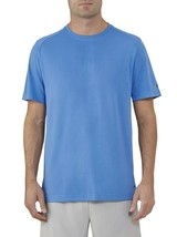 Russell Men's Blue Athletic Performance Mesh Dri-Power 360 T-Shirt Size ... - $14.85