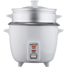 Brentwood Rice Cooker With Steamer (5 Cups, 400w) BTWTS600S - $44.52