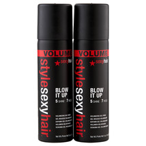 Sexy Hair Style Sexy Hair Blow It Up Gel Foam 2 ct 5 oz  - $35.23