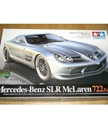 Tamiya 1:24 Mercedes-Benz SLR McLaren 722 ed. Model Car Kit #24317 - $34.83