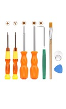 Nintendo Repair Tool Kit, 9 in 1 Professional Screwdrivers L Wrench Clea... - $12.82