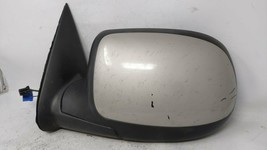 2003-2006 Gmc Yukon Xl 1500 Driver Left Side View Power Door Mirror Gold 64506 - $280.33