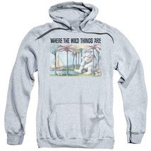 Where the Wild Things Are T-shirt Retro Childrens Book graphic hoodie WBM709 image 1