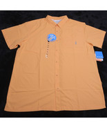 NWT NEW COLUMBIA Performance Fishing Gear Mens SS Button Up SHIRT PFG SZ... - $57.31