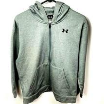 Under armour zip up hoodie sweatshirt YXL (youth xl ) - $22.77
