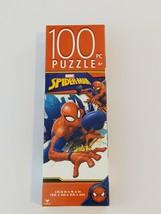 Marvel Spiderman 100 Piece jigsaw Puzzle, NEW - $6.89