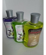 "3 pack lot of New ""Spa Haus"" shower Gels - $18.70"