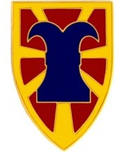 US Army 7th Sustainment Brigade Combat Service Badge  (2 inch) - $14.84