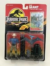 "Alan Grant Pteranodon Baby Original Jurassic Park 1993 4"" Action Figure Kenner - $59.35"